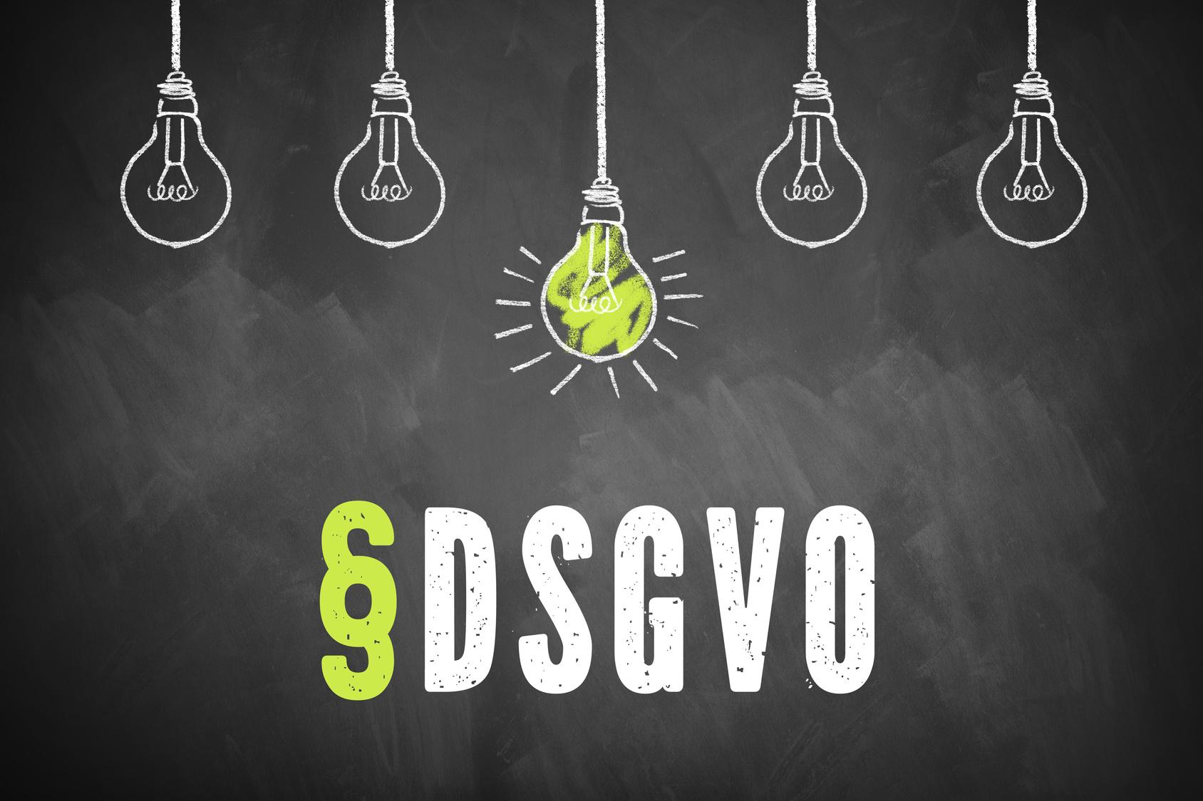 DSGVO erledigt oder was nun