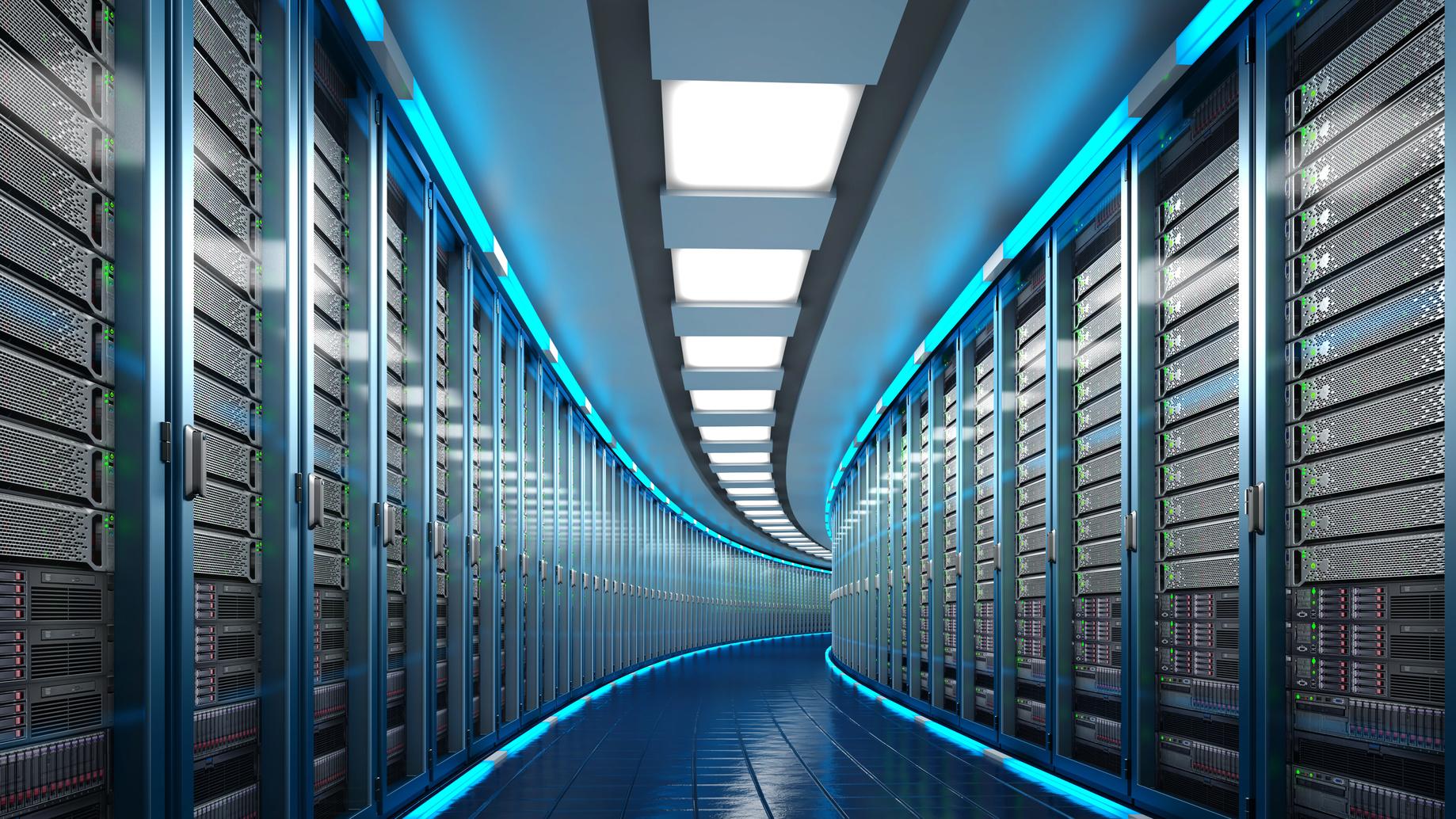 Webhosting - Datacenter